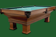 Period Game Room Furniture and Interior Design