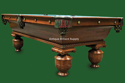 Antique Billiard Supply 7 Cambridge Investment Grade Restoration
